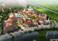 小镇,小镇建筑,欧式小镇,住宅建筑,小镇景观