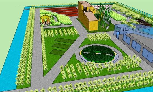 某私人庄园规划设计1