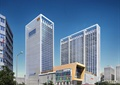 商业楼,商场,商业建筑,高层商业楼