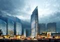 商务综合体,商业建筑,商业中心,高层商务
