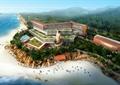度假山庄,度假酒店,酒店建筑,酒店景观