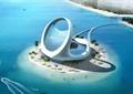 酒店,海中酒店,商业建筑