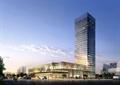 商业中心,高层商务,购物中心,商场,商业环境