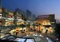 商业中心,商场,购物中心,商业环境,水景