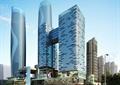 商业建筑,办公建筑,综合建筑,综合大楼