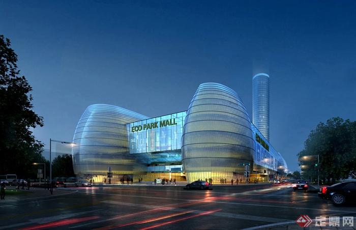 购物中心,商场,商业楼,商业及汗珠,商业建筑