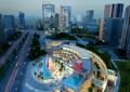 商业中心,商场,购物中心,商业环境