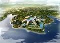 生态酒店,滨水酒店,酒店,商业建筑