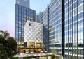 商场,商务中心,高层办公,商业环境