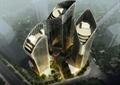 宾馆,商业建筑,酒店,商业区,商业环境