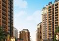 住宅,商住楼,住宅建筑,商住建筑,商业街景观