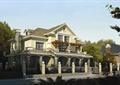 别墅,住宅建筑,花园洋房,围墙