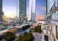 商业中心,商业建筑,商业中合体,综合建筑