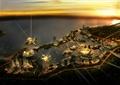 滨海景观,度假区,滨海旅游,旅游景观