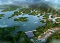 滨水城区,城市规划,城市景观,城市建筑