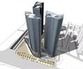 商业综合体,高层办公,商业建筑
