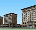 商住建筑,高层住宅,住宅楼,沿街商铺