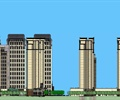 商业综合体,高层办公,办公建筑