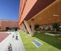 校园景观,教学楼,学校