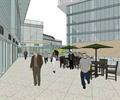 商业中心,商业建筑,购物中心,步行街
