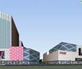 商业综合体,商业建筑,综合建筑,高层办公