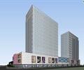 商业综合体,商业建筑,高层办公,综合建筑