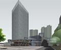 商业综合体,高层办公,办公楼
