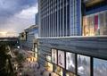 商業樓,商業街,商業街景觀,商業建筑