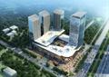 商业中合体,高层办公,办公建筑,综合建筑