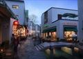 商业街,商业景观,商业建筑