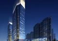 商业中心,商业建筑,商场,综合建筑