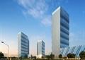 商务中心,办公建筑,高层办公