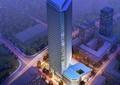 商业综合体,综合建筑,商务中心,高层办公
