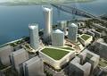 商务中心,商务综合体,高层办公,商业中心