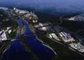 城市规划,滨水城区,城市建筑,城市景观
