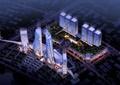 商业中心,商业综合体,商业建筑,商务区