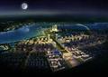 城市规划,城市建筑,城市景观,滨水城市