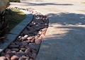 冰裂紋鋪裝,鵝卵石鋪裝