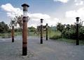 景觀燈,燈柱,燈具