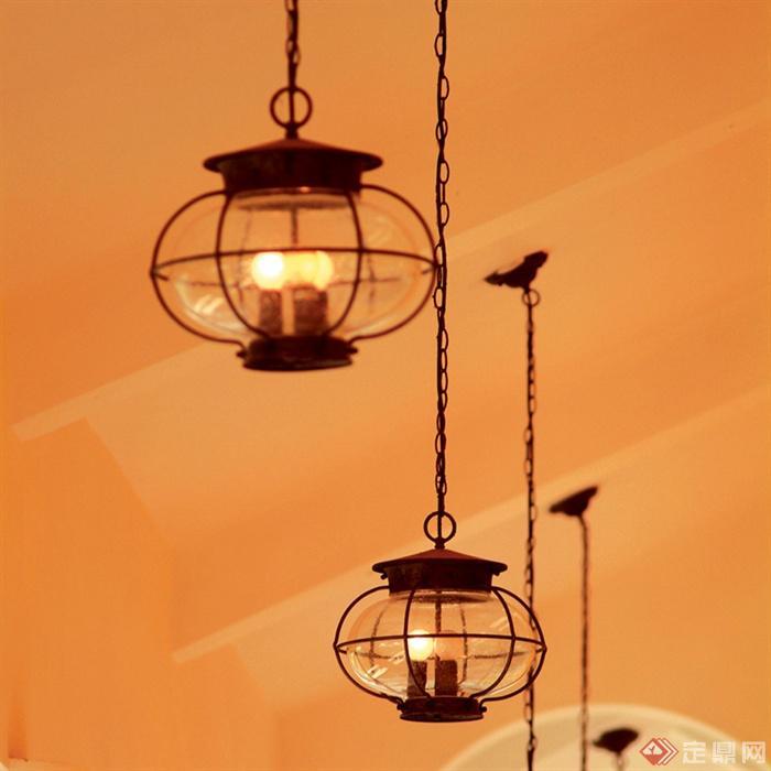 吊灯,灯具