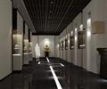 陶瓷展馆,走道