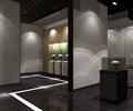 陶瓷展示,灯光,展柜
