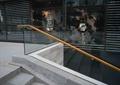 护栏,围栏,玻璃护栏,台阶