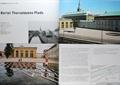 欧式建筑,文化建筑,广场景观,水景,汀步