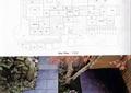地面铺装,树池,桌凳,庭院景观,花池,住宅平面