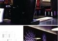 咖啡厅,坐凳,花瓶,装饰墙