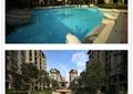 喷泉水景,景观水池,标志景墙,住宅景观