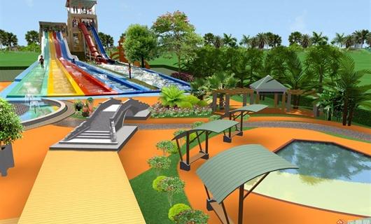 水上乐园设计案例