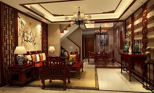 上海宝山绿地香颂名邸别墅设计