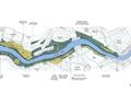 河道景觀,河岸景觀,河岸綠化